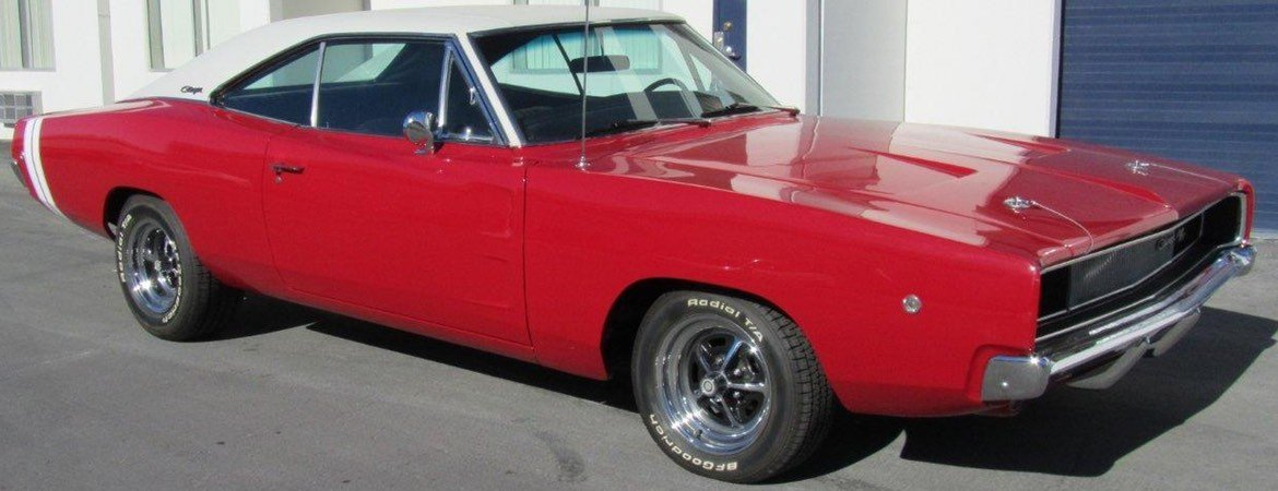 Muscle Car History List Of Classic American Muscle Cars