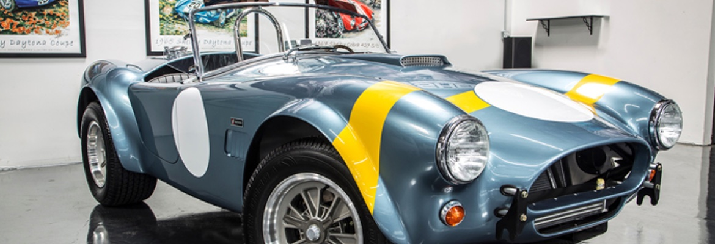 Superformance Mk II FIA