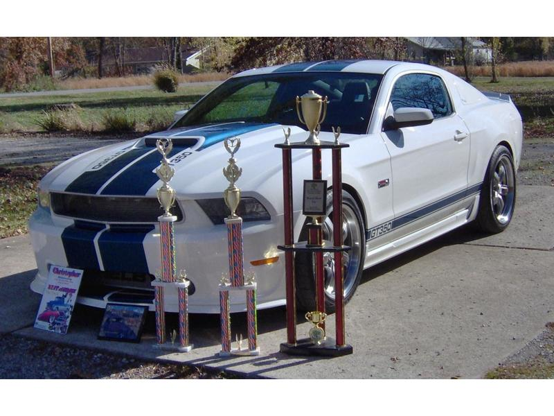 2011 Shelby GT350 for Sale Image 1