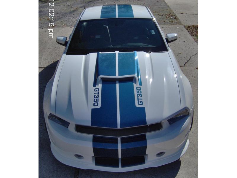 2011 Shelby GT350 for Sale Image 4
