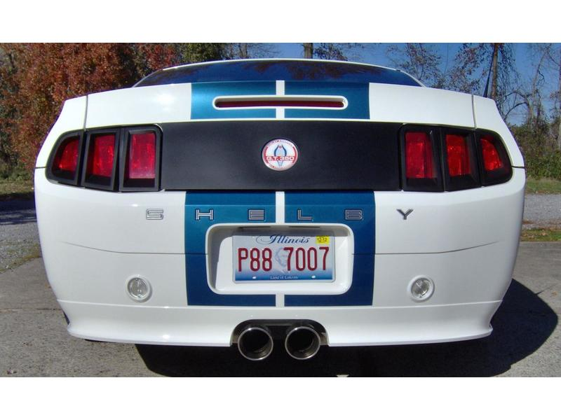 2011 Shelby GT350 for Sale Image 5