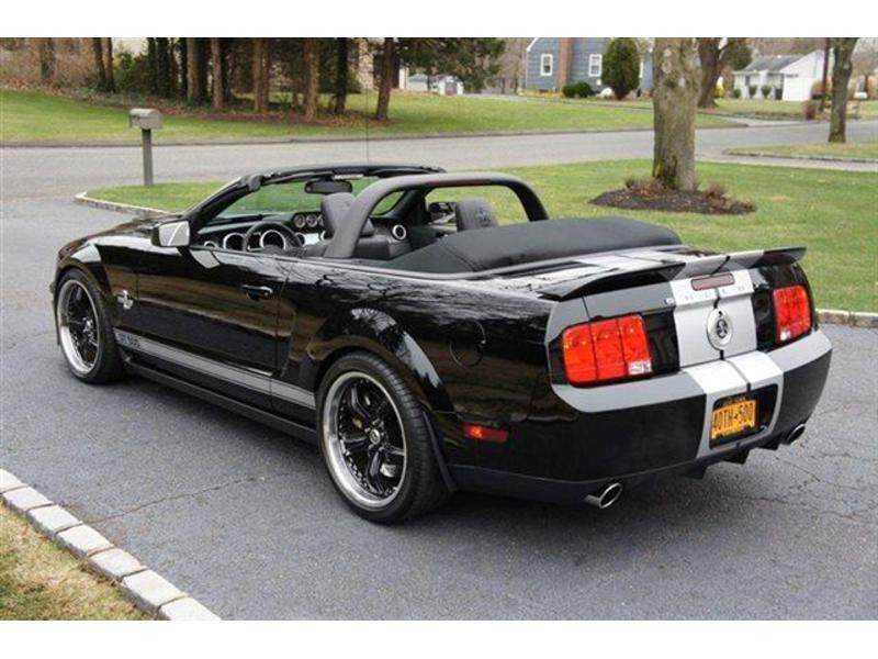 2007 mustang shelby 40th anniversary super snake. Black Bedroom Furniture Sets. Home Design Ideas