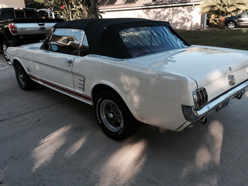 1966 Ford Mustang for Sale Image 6