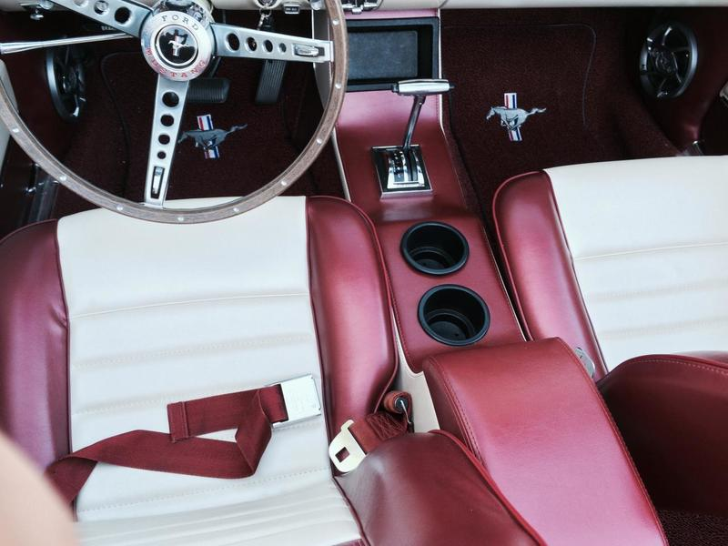 1966 Ford Mustang for Sale Image 12