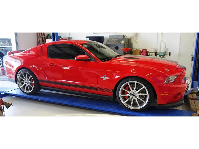 2011 Shelby GT500 Super Snake For Sale