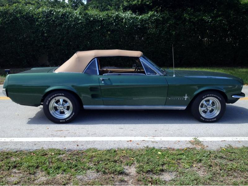 1967 Ford Mustang for Sale Image 5
