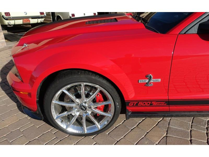 2007 Shelby GT500 for Sale Image 4
