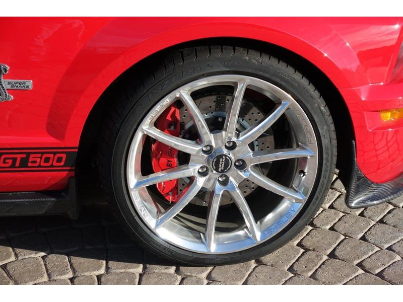 2007 Shelby GT500 for Sale Image 18