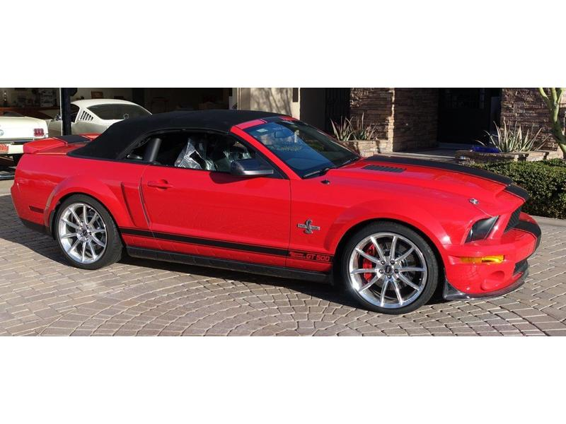 2007 Shelby GT500 for Sale Image 27