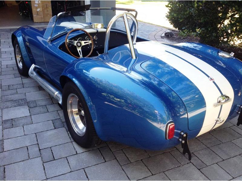 1965 Shelby CSX 4000 for Sale Image 2