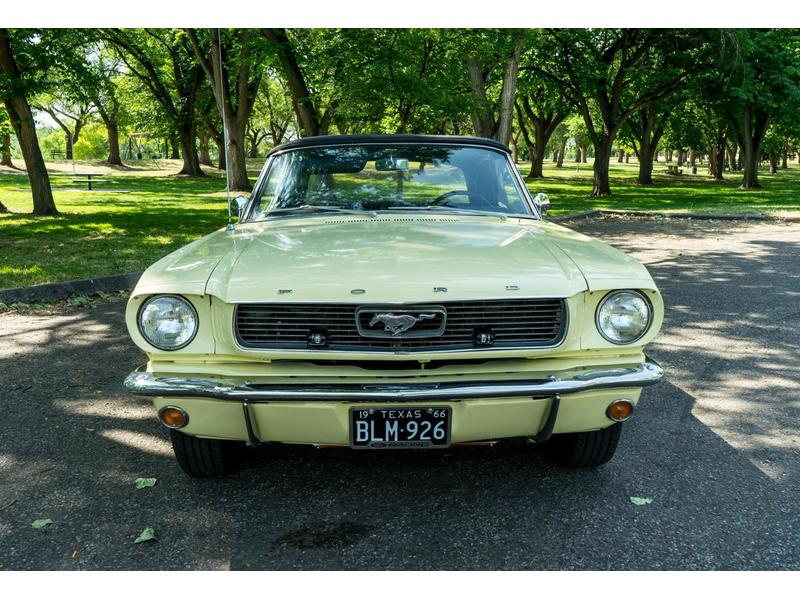 1966 Ford Mustang for Sale Image 3