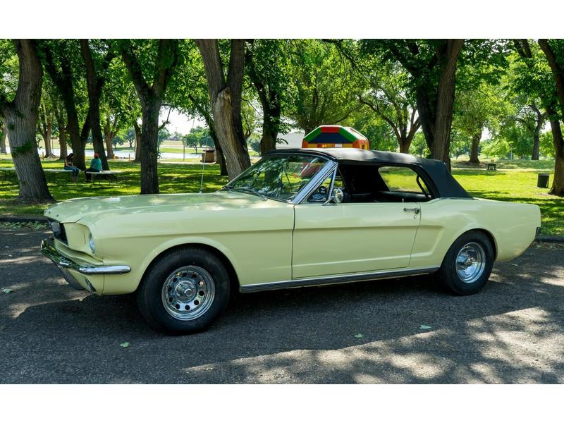 1966 Ford Mustang for Sale Image 5