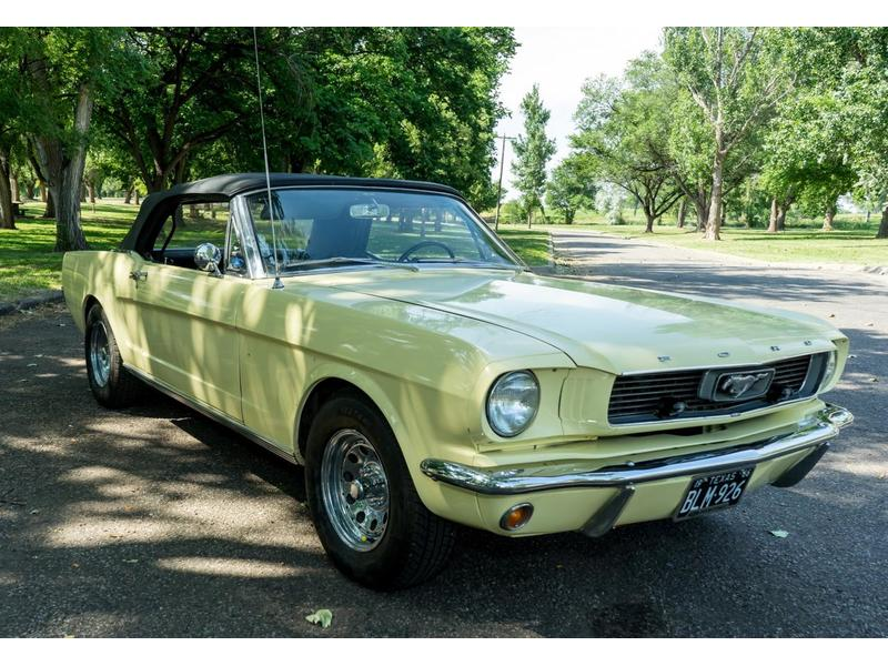 1966 Ford Mustang for Sale Image 4