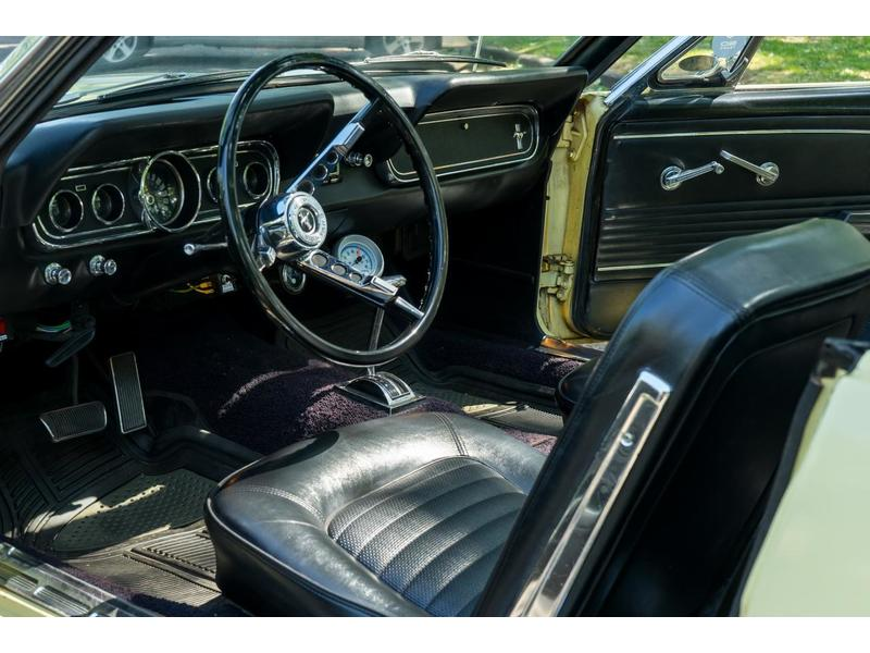 1966 Ford Mustang for Sale Image 11