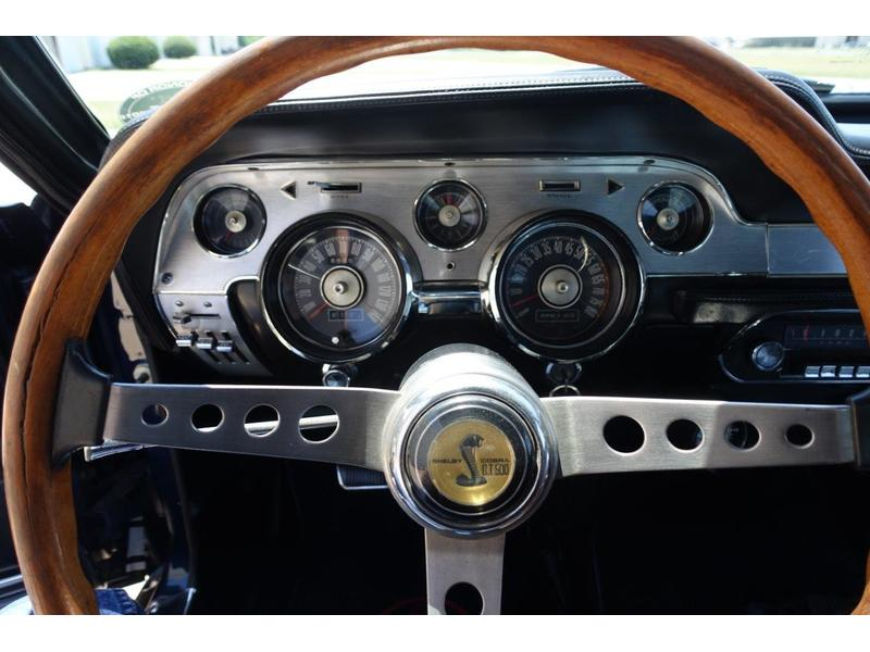 1967 Shelby GT500 for Sale Image 26