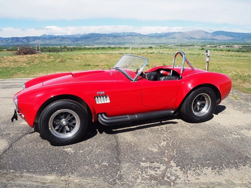 1965 Shelby CSX 4000 for Sale