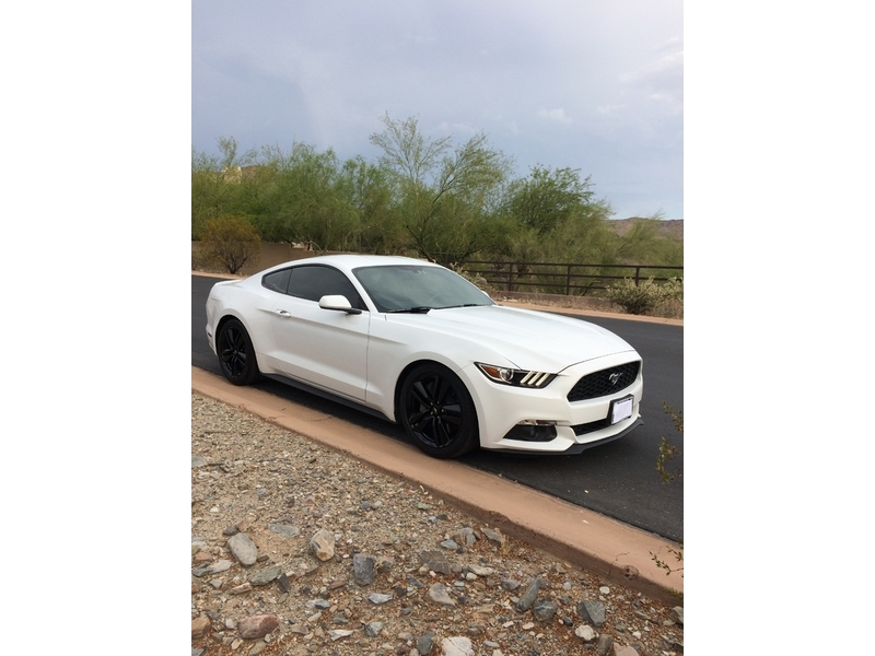 2015 Ford Mustang for Sale Image 4