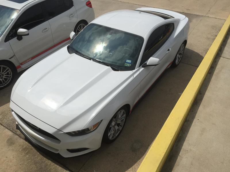2015 Ford Mustang for Sale Image 7