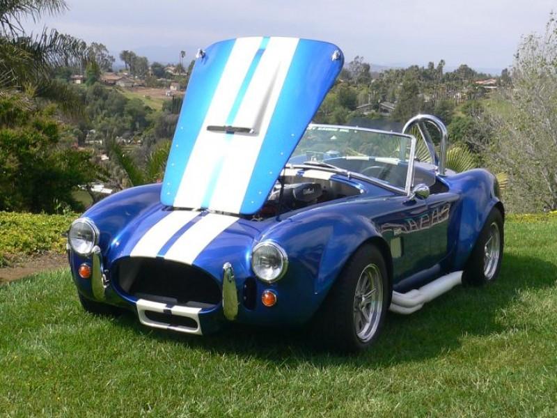 1965 Shelby Cobra Replica for Sale Image 10