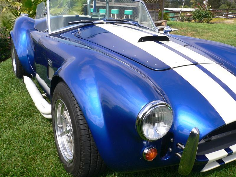 1965 Shelby Cobra Replica for Sale Image 9