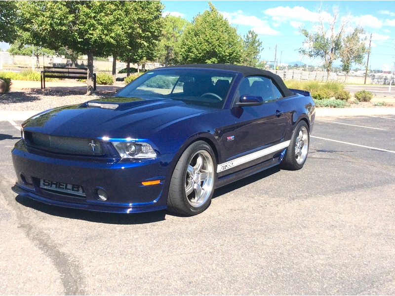 2012 Shelby GT350 for Sale Image 3