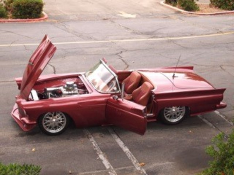 1957 Ford Thunderbird for Sale Image 2