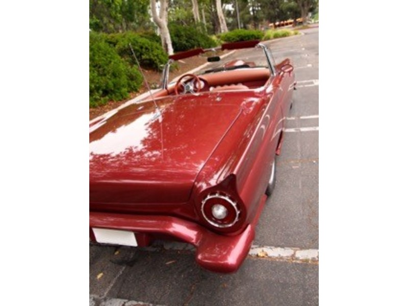 1957 Ford Thunderbird for Sale Image 12