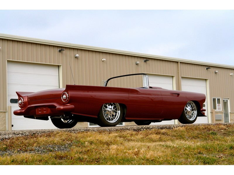 1957 Ford Thunderbird for Sale Image 3