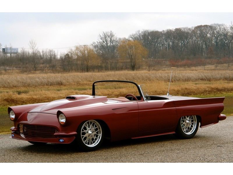 1957 Ford Thunderbird for Sale Image 4