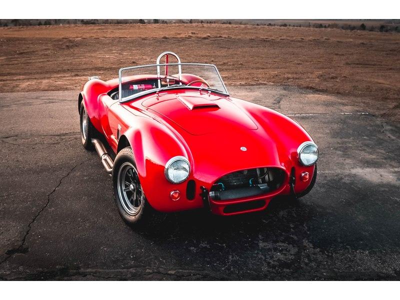 1965 Shelby CSX 4000