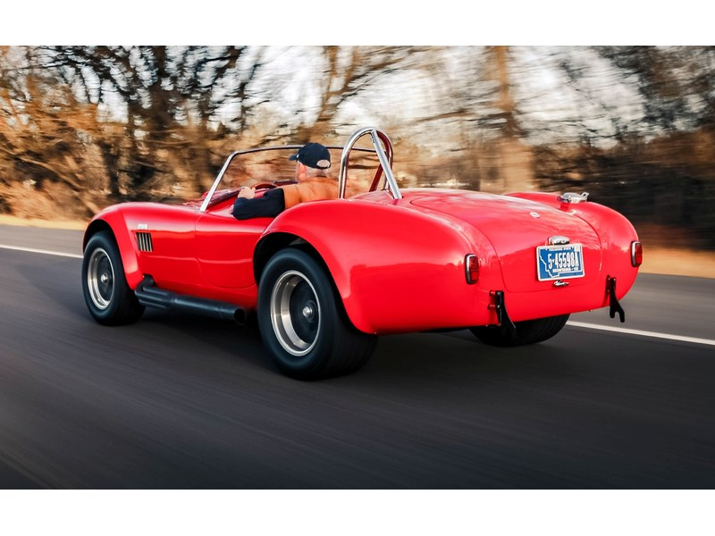 1965 Shelby CSX 4000 for Sale Image 3