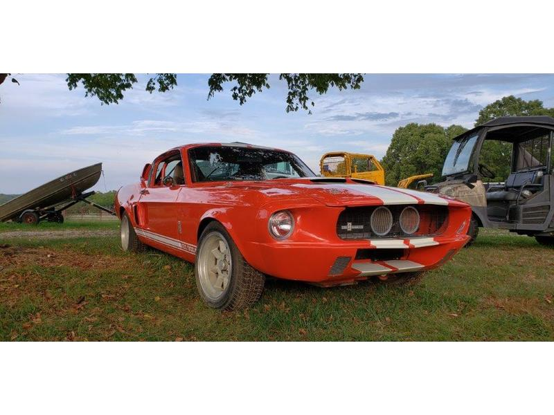 1967 Shelby GT500 for Sale Image 2