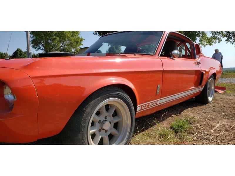 1967 Shelby GT500 for Sale Image 4