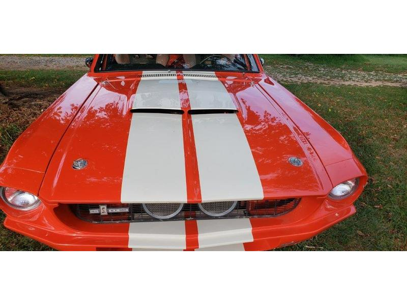 1967 Shelby GT500 for Sale Image 13