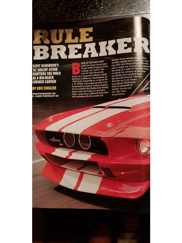 1967 Shelby GT500 for Sale Image 19