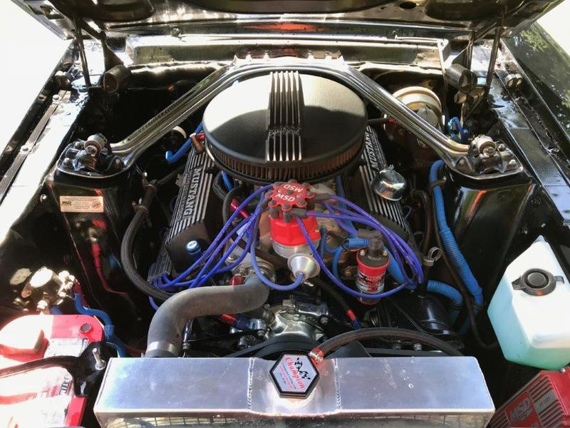 1967 Ford Mustang for Sale Image 52