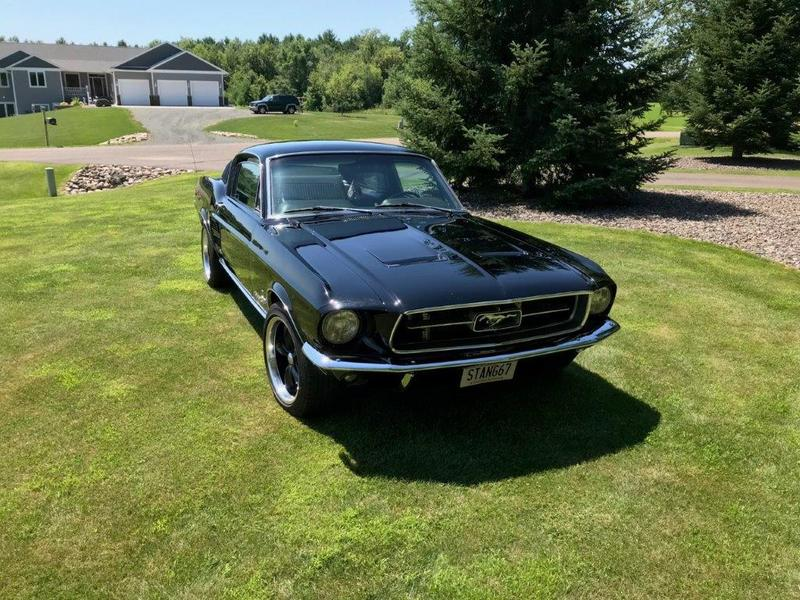 1967 Ford Mustang for Sale Image 1