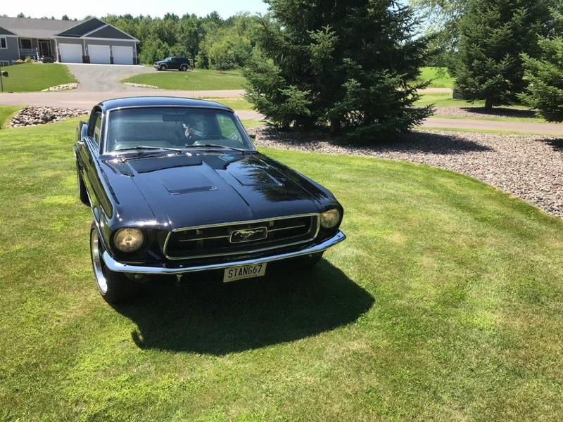 1967 Ford Mustang for Sale Image 70