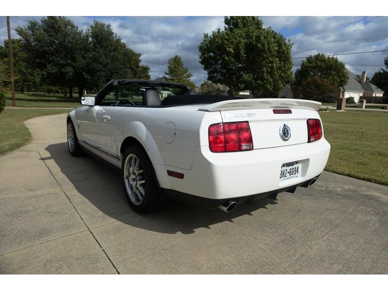 2007 Shelby GT500 for Sale Image 2