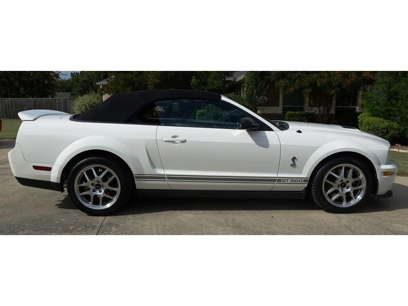 2007 Shelby GT500 for Sale Image 7