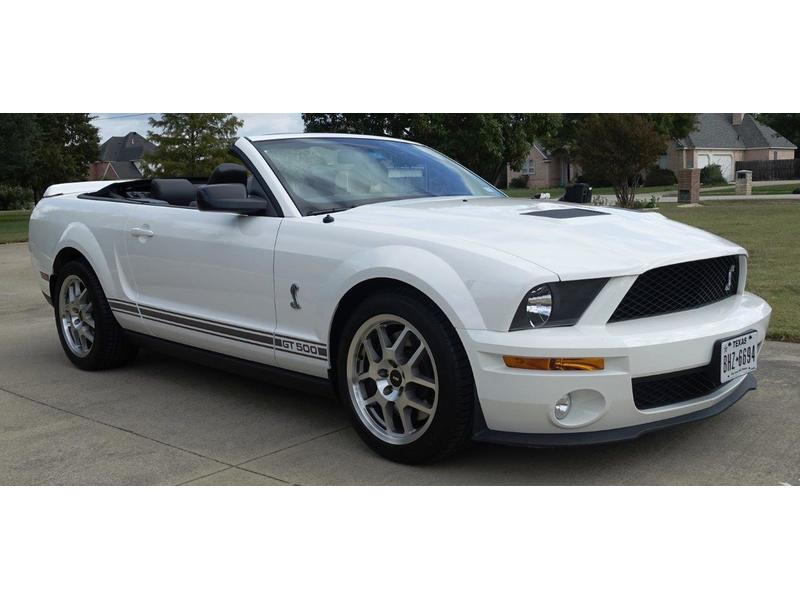 2007 Shelby GT500 for Sale Image 6