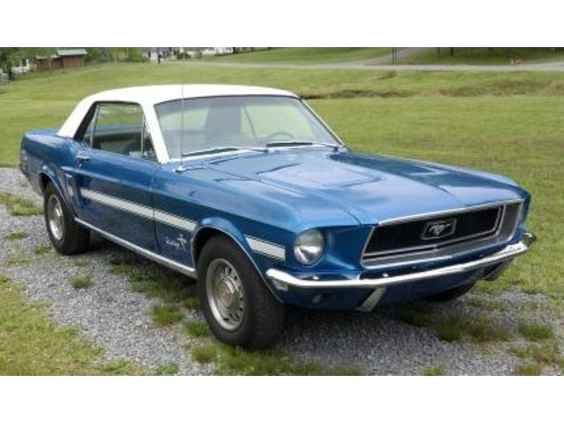 1968 Mustang California Special - GT/CS Replica For Sale