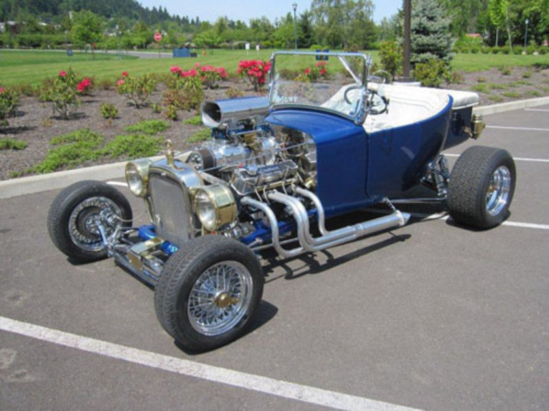 1923 Willys Roadster