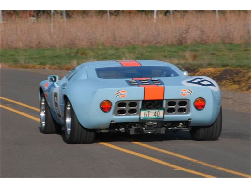 Ford Gt40 Replica For Sale >> Gt40 For Sale Gt40 Mk I Replica For Sale