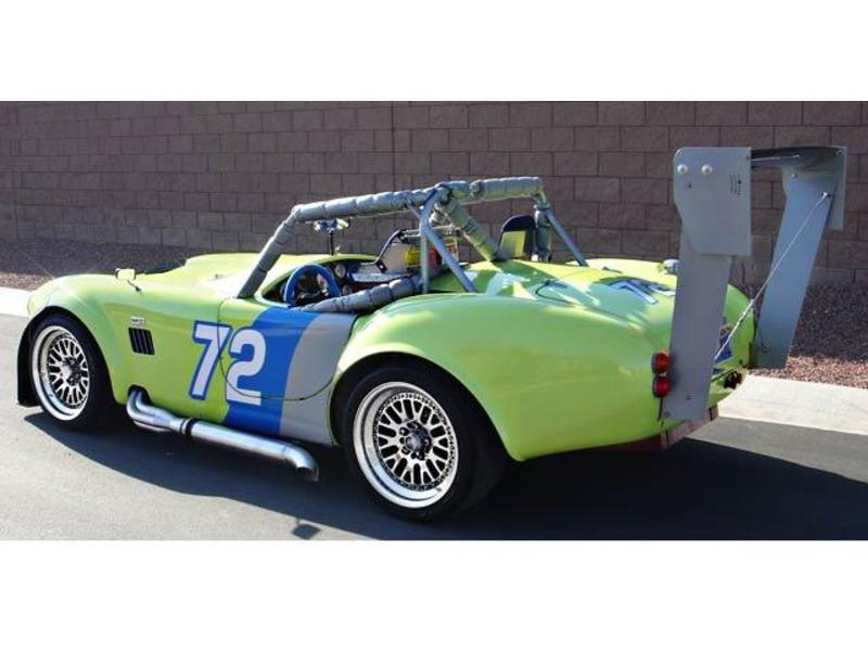 Factory Five Cobra For Sale >> 1966 Shelby Cobra Factory Five Replica