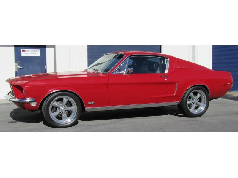 1968 Ford Mustang for Sale Image 7