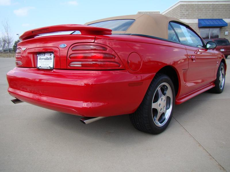 1994 Ford Mustang for Sale Image 5