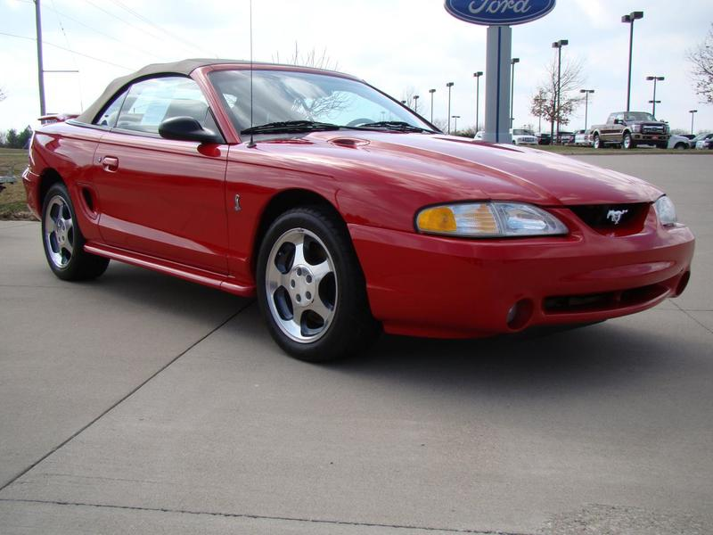 1994 Ford Mustang for Sale Image 7