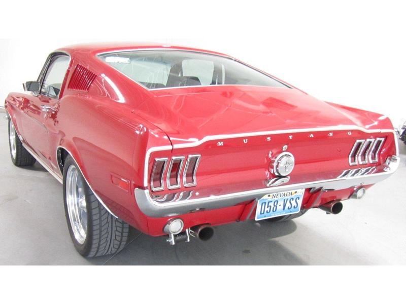 1968 Ford Mustang for Sale Image 8