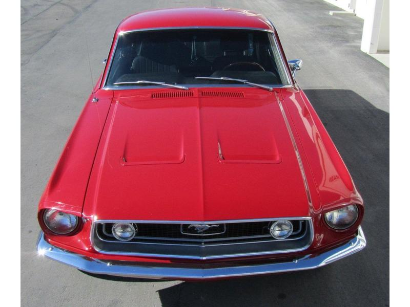 1968 Ford Mustang for Sale Image 9